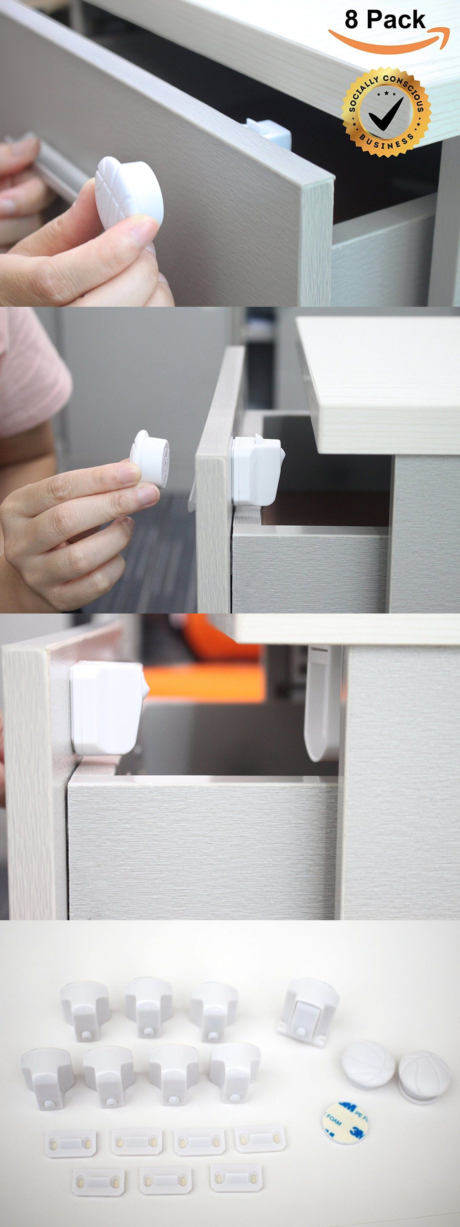 Lock Child Safety Baby Kids Proof Drawers
