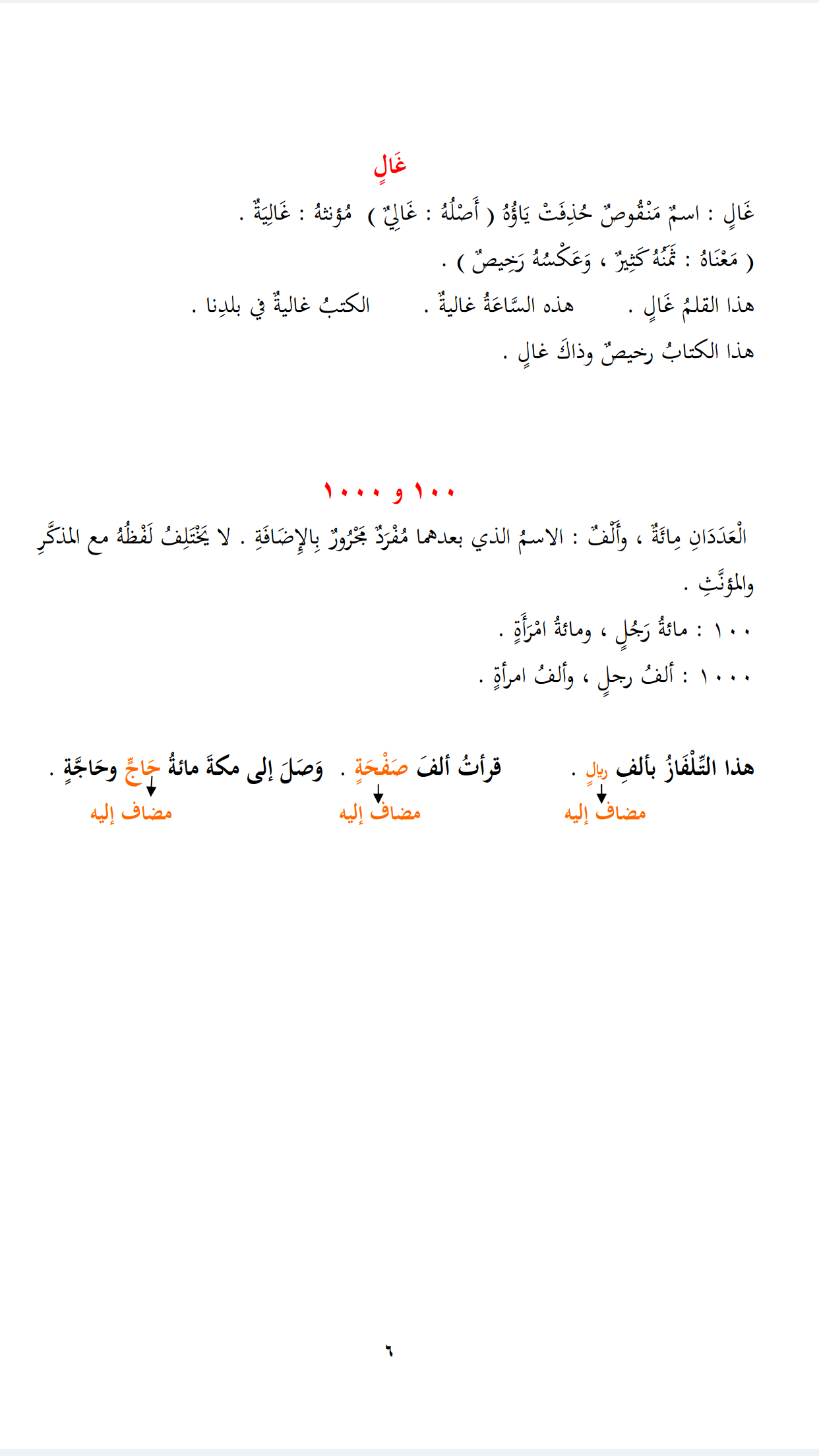 Cours N 01 Suite 4 Tome 2 Arabic Language Learn Arabic Language Learning Arabic
