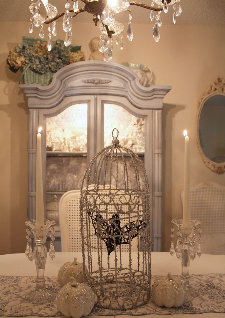 Glamour Halloween Show And Tell Friday Romantic Homes