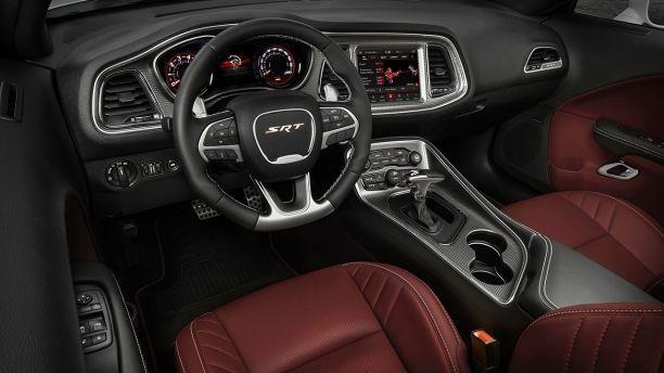 2019 Dodge Challenger Srt Hellcat Widebody Interior Dodge Challenger Dodge Challenger Srt Dodge Challenger Hellcat