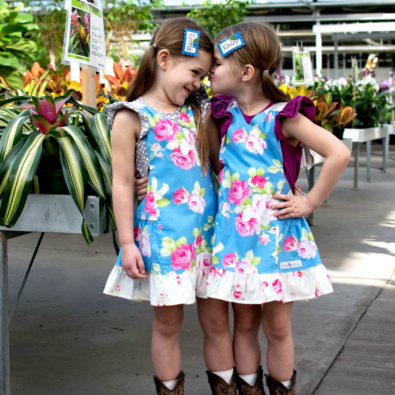Sweet Sisters Twinning Sensory Friendly Clothing Vintage Style Clothing For Girls Vintage Girls Dresses Tween Vintage Inspired Outfits Vintage Outfits