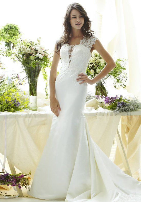 Saison Blanche Couture 4251 Wedding Dress - The Knot | Marry Me ...