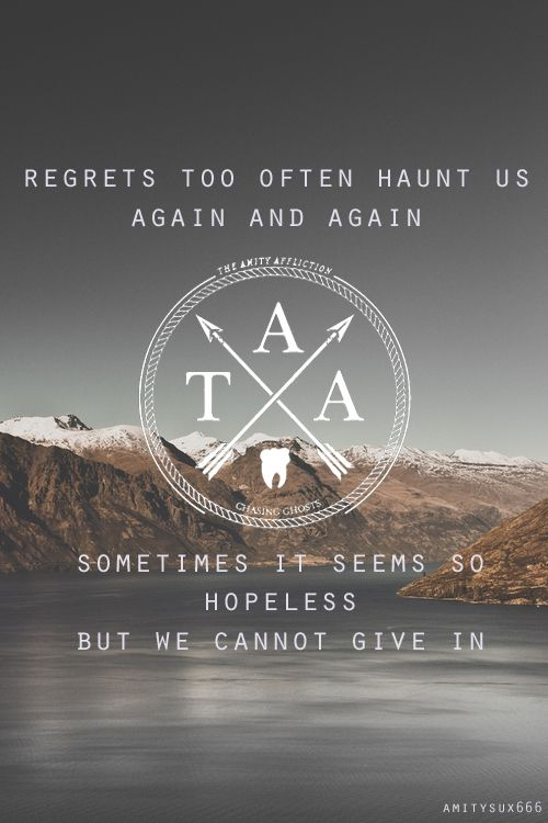 The Amity Affliction Iphone Wallpaper