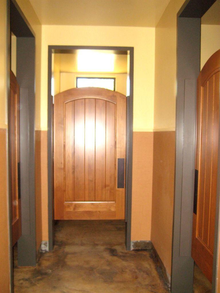 bathroom stall water bottle prank | Custom shower doors ...
