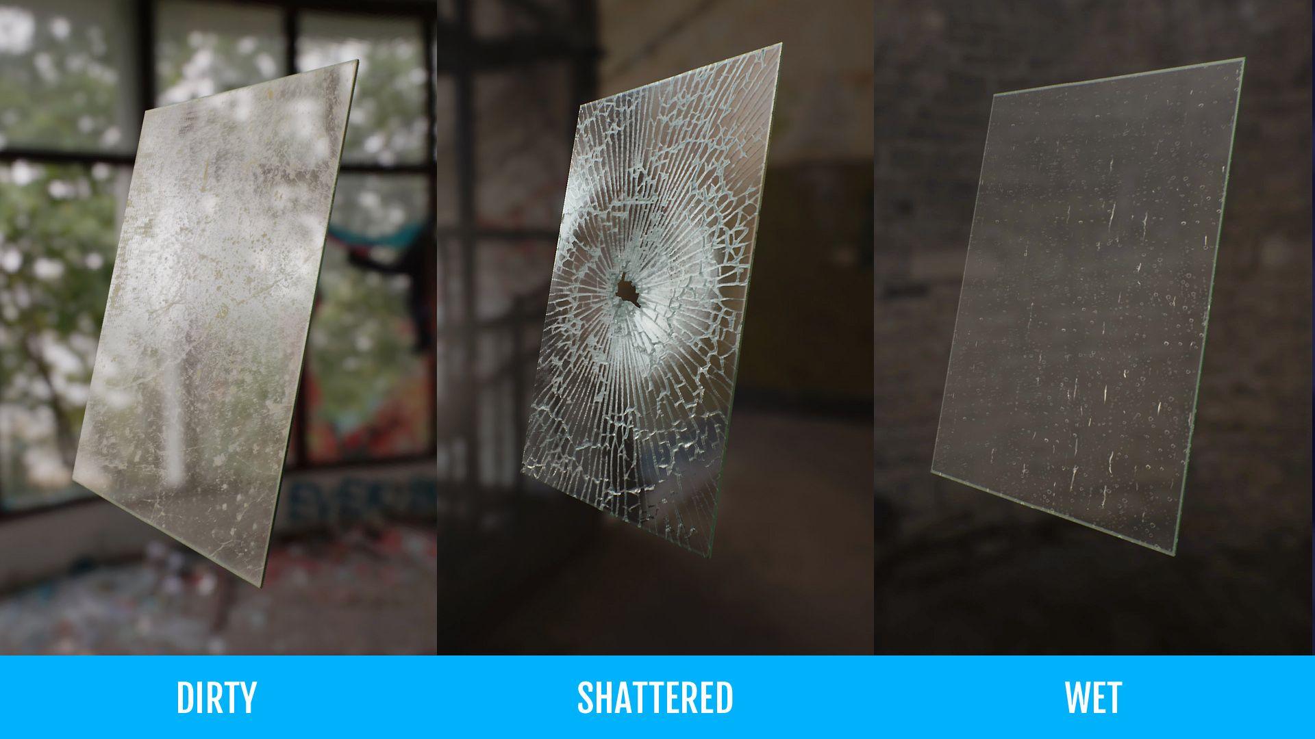UE4 Material – Glass | Unreal Engine 4 blog | Unreal engine
