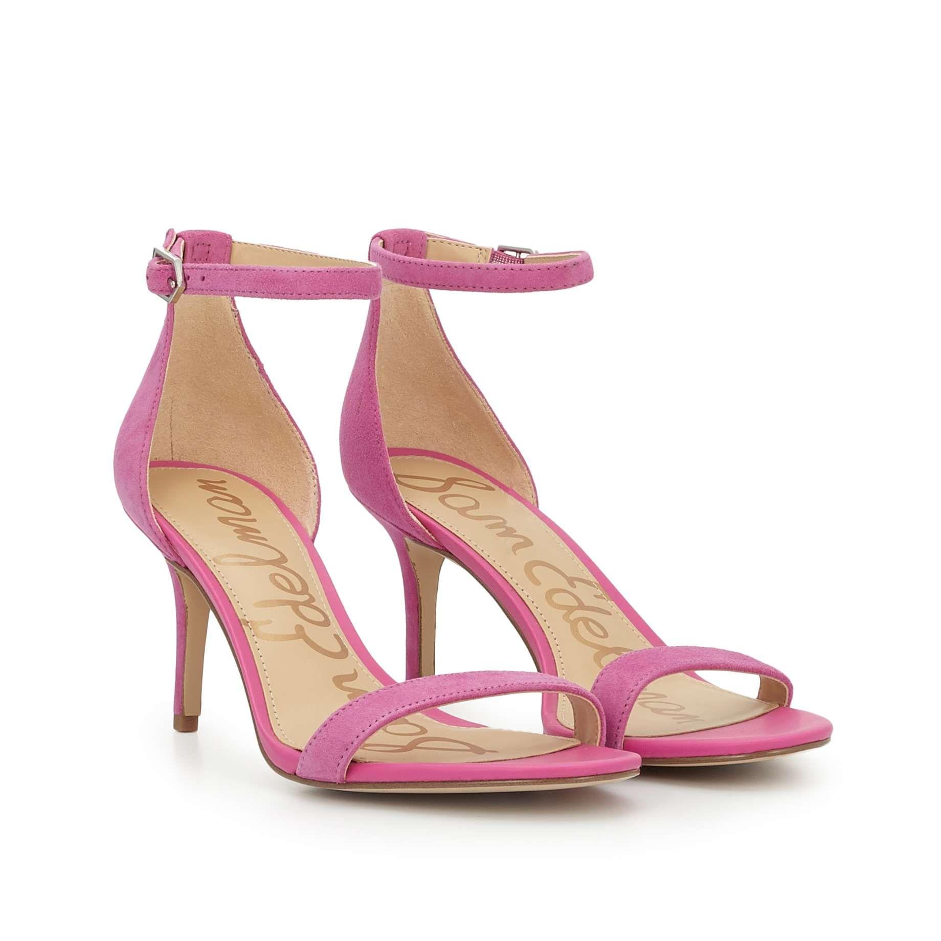 Patti Ankle Strap Sandal by Sam Edelman -  - View 1