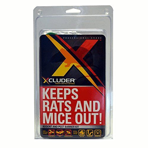 Xcluder Rodent Control Fill Fabric - Small DIY KIT  Price : $19.99 http://shop.buyxcluder.com/Xcluder-Rodent-Control-Fill-Fabric/dp/B00OTWJYCA