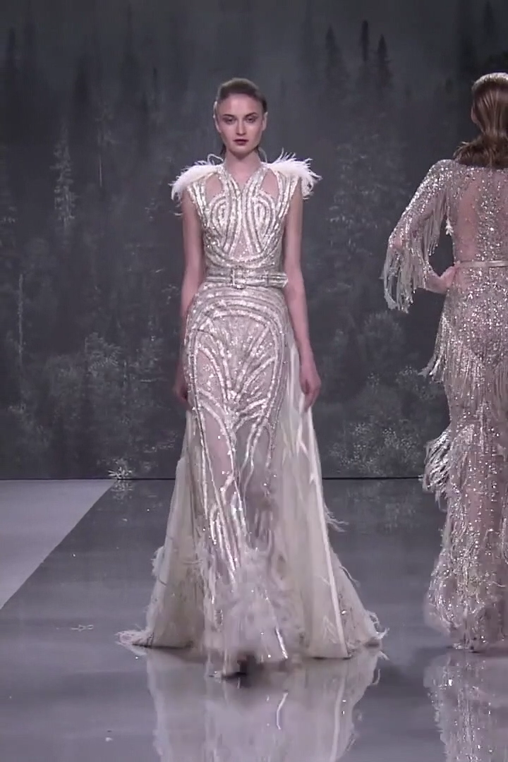Ziad Nakad Look 27 #gorgeousgowns