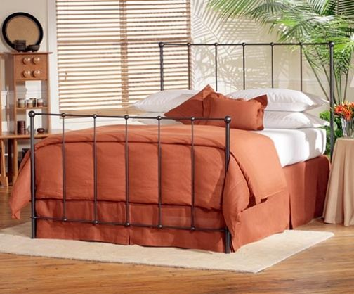 Best Charles P Rogers Beds Direct Lloyd Bed Simple Yet Bold 400 x 300