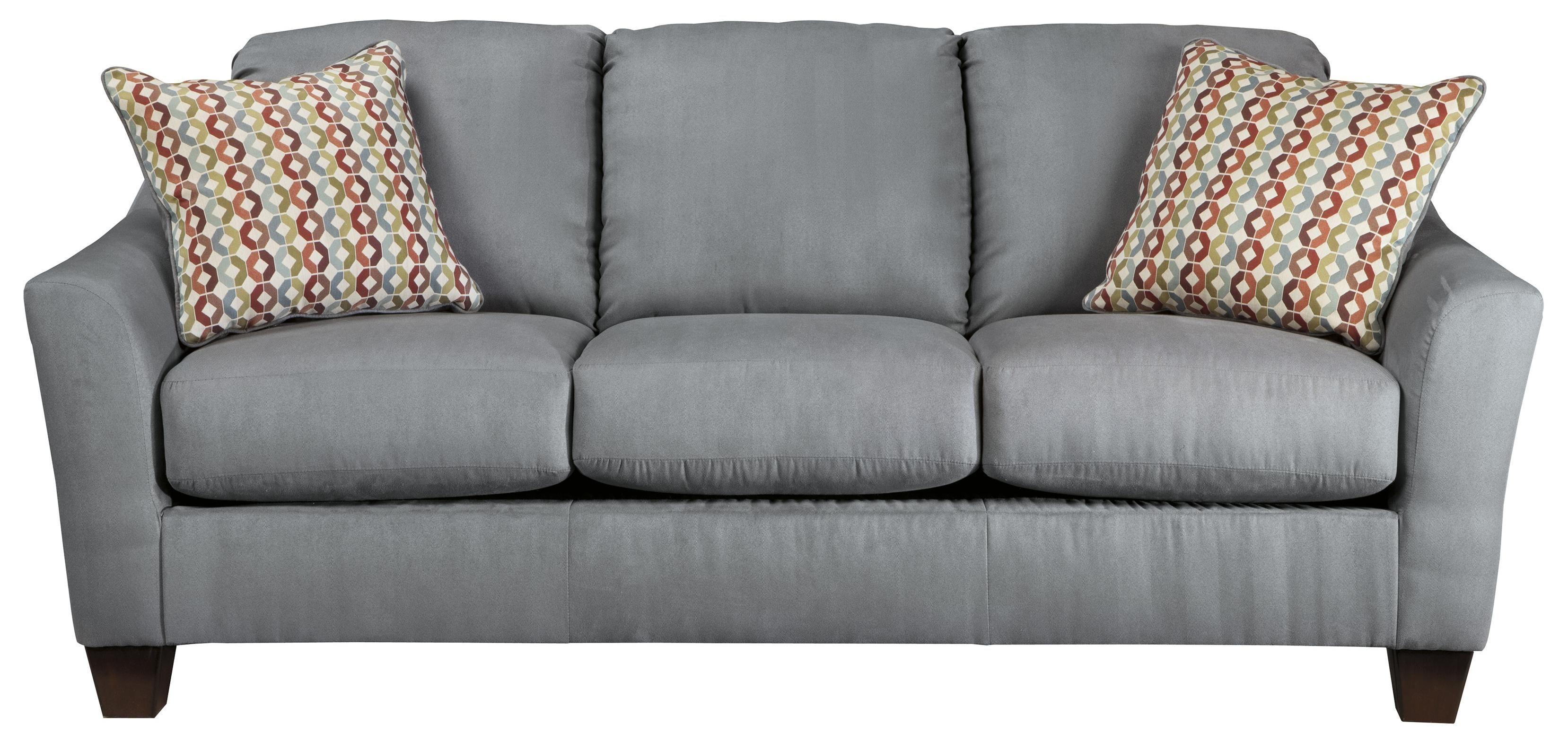 Stupendous Hannin Lagoon Queen Sofa Sleeper By Signature Design By Interior Design Ideas Gentotthenellocom