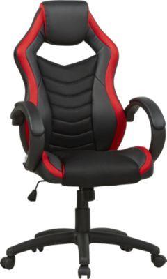 Wondrous Venture Quest Black Red Gaming Desk Chair Computer Ideas Creativecarmelina Interior Chair Design Creativecarmelinacom