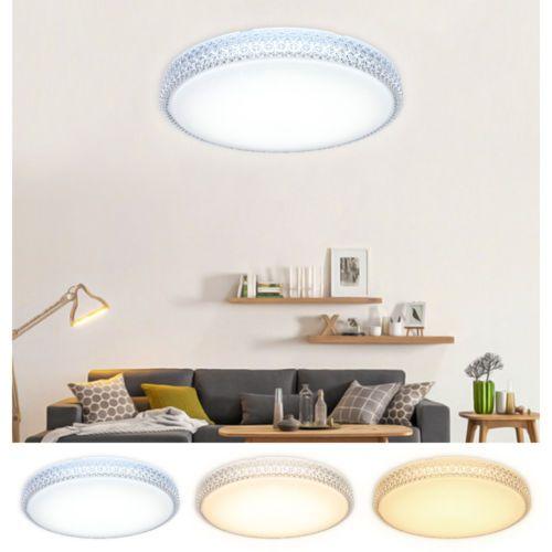 Led Wohnzimmer Deckenleuchte | Led 3in1 60w Deckenleuchte Flurleuchte Stern Badlampe Kuche
