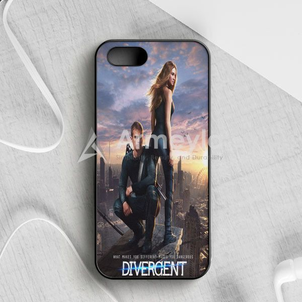 Divergent Mortal Instrument And Hunger Game iPhone 5|5S|SE Case | armeyla.com
