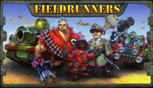 Fieldrunners box (With images) Call of duty black, Ios