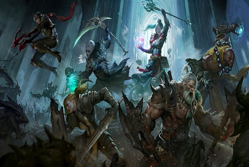 Diablo 4 Immortal Free For Mobile Apk Diablo 4 Immortal Is Here For Android And Ios Download Diablo Hyper Beast Wallpaper Zombie Wallpaper