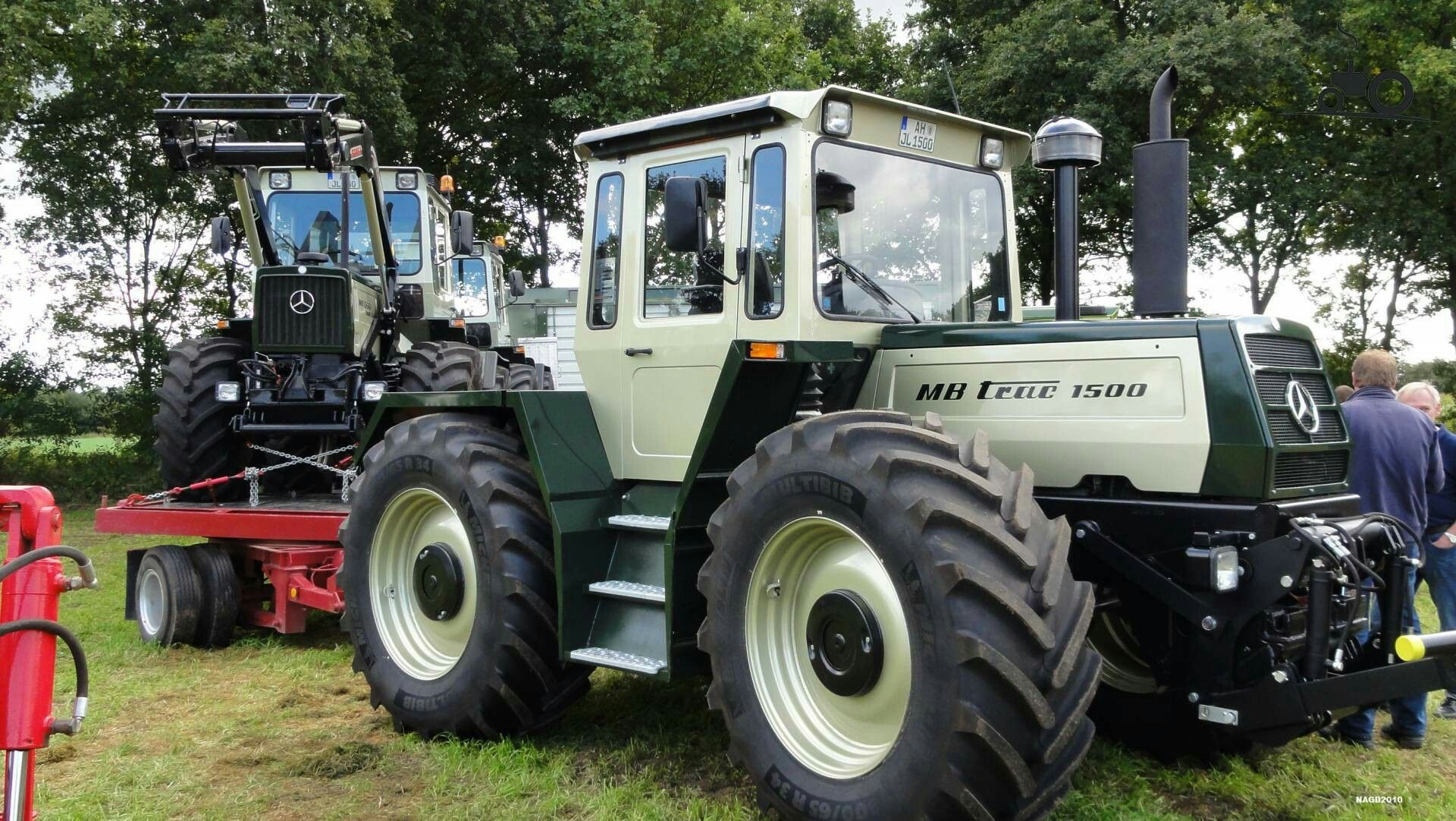 mb trac 1500 traktoren pinterest tractor and. Black Bedroom Furniture Sets. Home Design Ideas