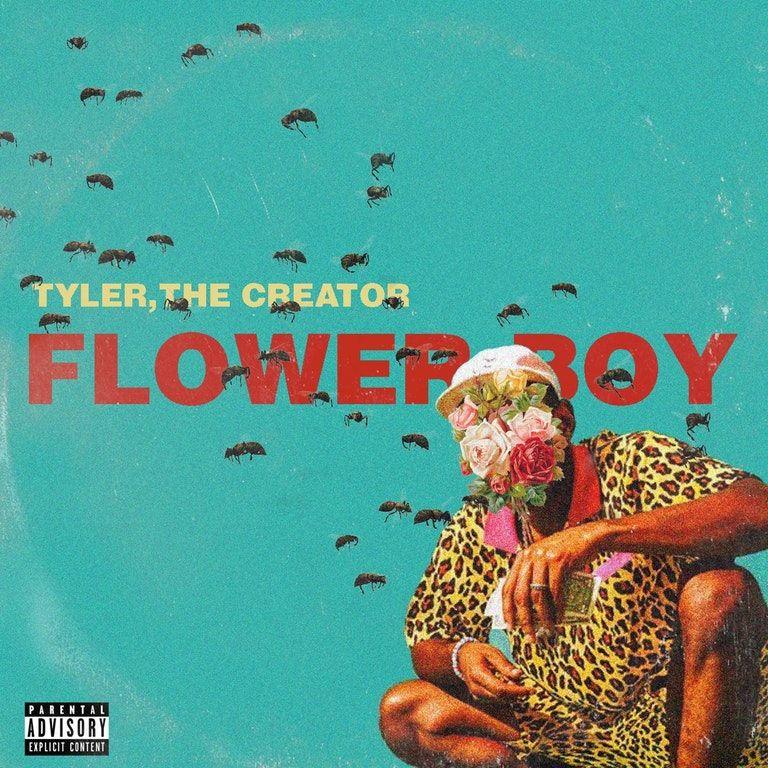 Tyler the creator Flower Boy [1300x1300] freshalbumart