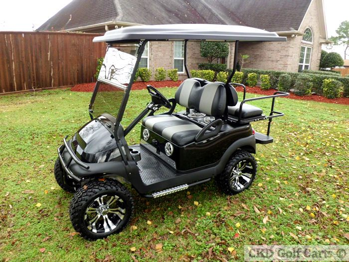Custom Club Car Golf Carts 2010 Club Car Precedent 2010