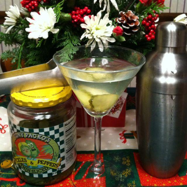 Pickle Vodka, Cucumber Vodka Drinks