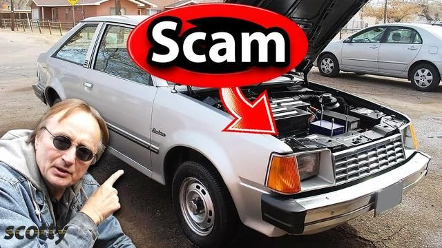 Never Do This When Buying a Used Car on Craigslist, Don't ...