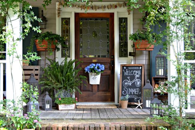 Summer Front Porch 2013