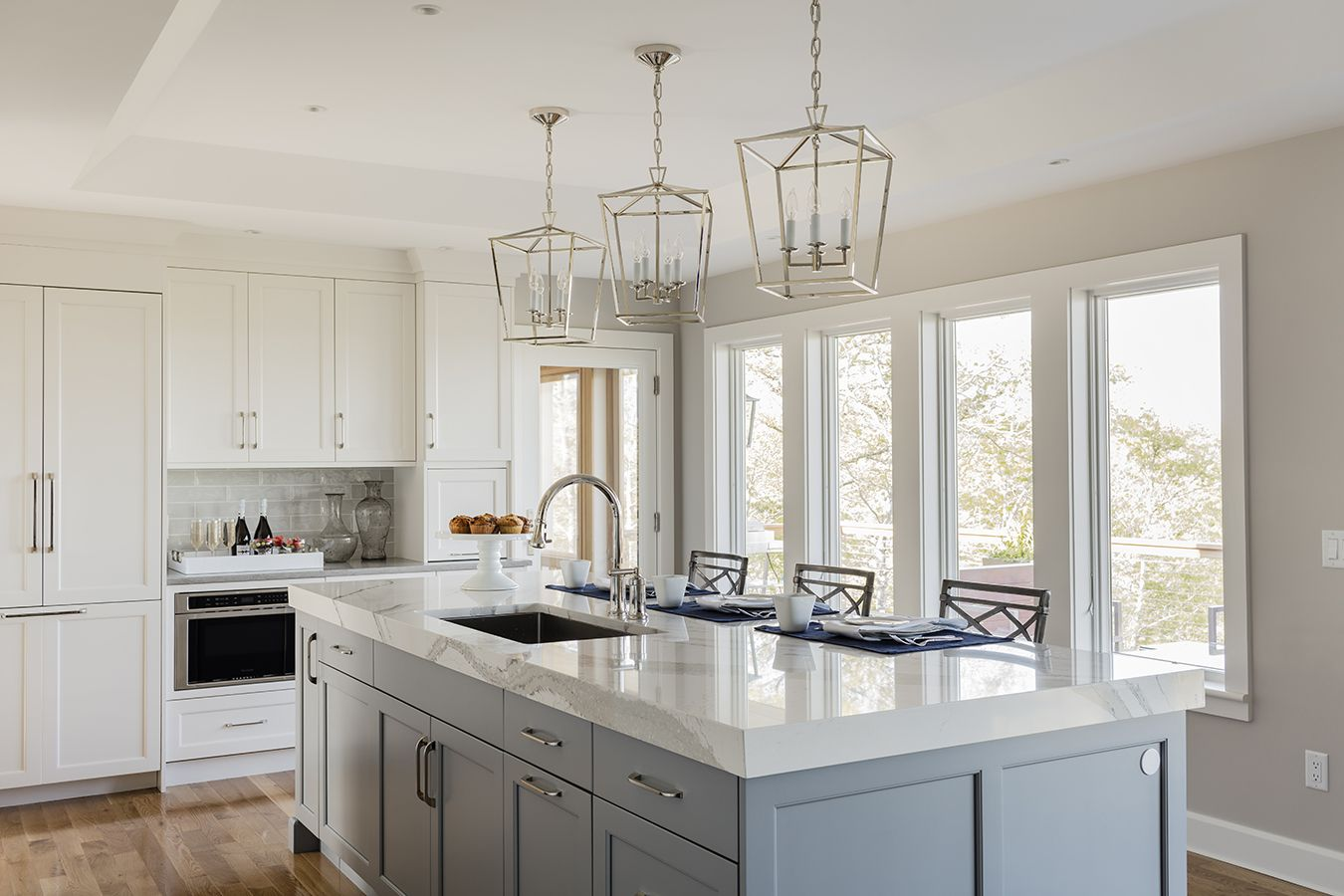 tour boston magazine's design home 2016  kitchen interior