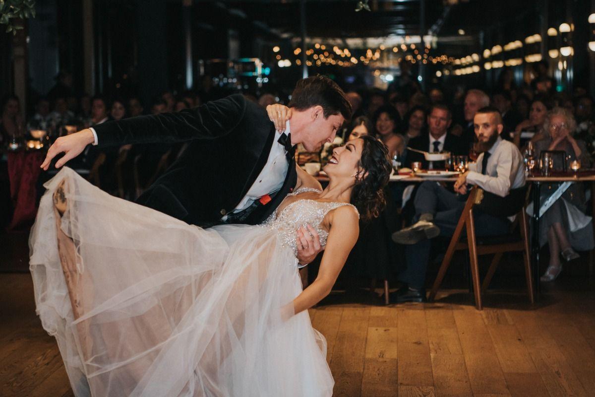 Modern And Moody Dc Wedding Wedding Dresses Boho Wedding Dress