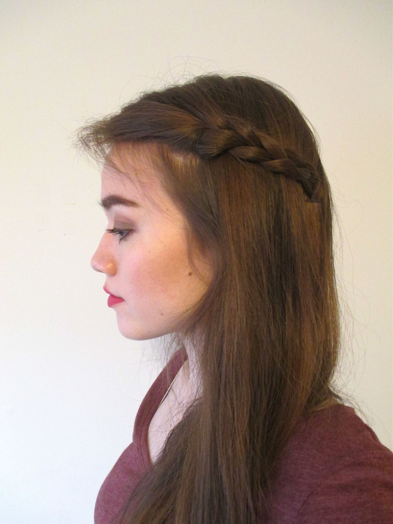 5 Cute And Easy Bobby Pin Hairstyles Using Fewer Than 5 Bobby Pins Bobby Pin Hairstyles Hair Styles Fancy Hairstyles