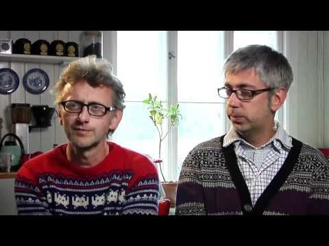 Julekuler av Arne & Carlos - Portrett