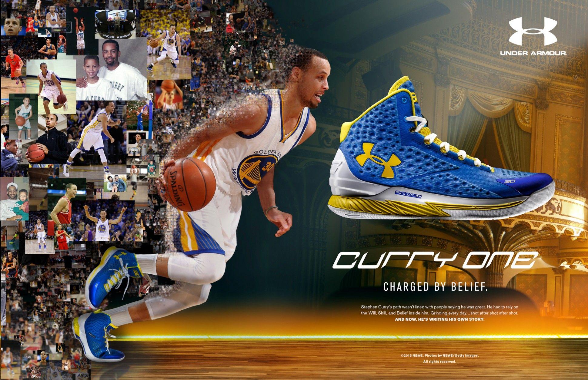 Under Armour Basketball Curry