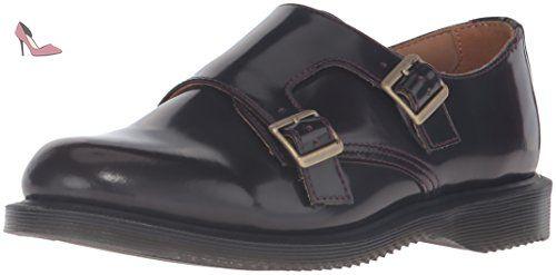 Adrian Arcadia, Chaussures de ville mixte adulte - Rouge (Cherry Red), 38 EU (5 UK)Dr. Martens
