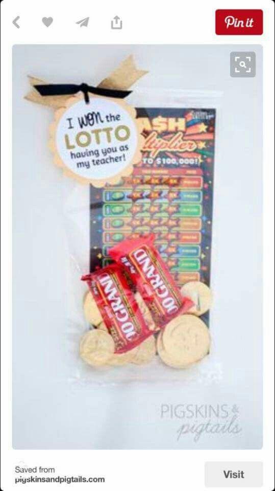 Unique Teacher Gift Ideas Diy Birthday Gifts Presents
