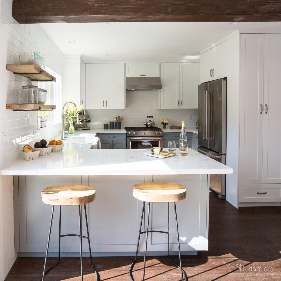 Very Small Kitchen Ideas Pictures Tips From Hgtv