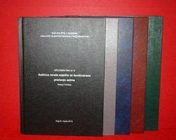 Tvrdi uvez je ponajprije namijenjen uvezivanju knjiga, diplomskih i magistarskih radova, doktorskih disertacija te ostalih dokumenata za koje...