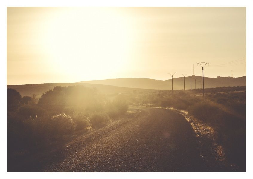 Wieder unterwegs | Fotografie | Echte Postkarten online versenden…