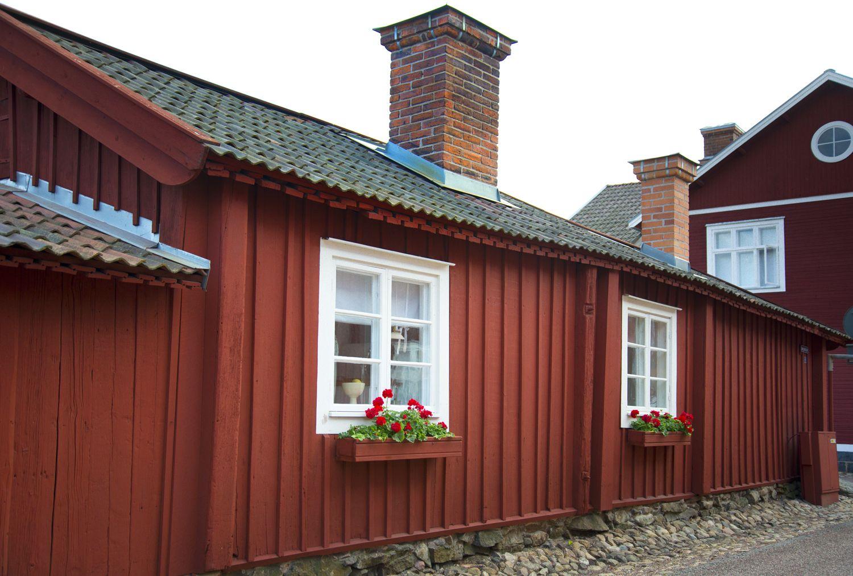 Toppen Falu Rödfärg | Nordic tradition | Museum och Växter KM-72