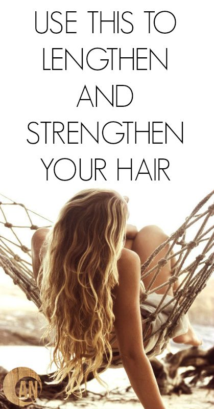 Use This To Lengthen and Strengthen Your Hair - Ancestral Nutrition