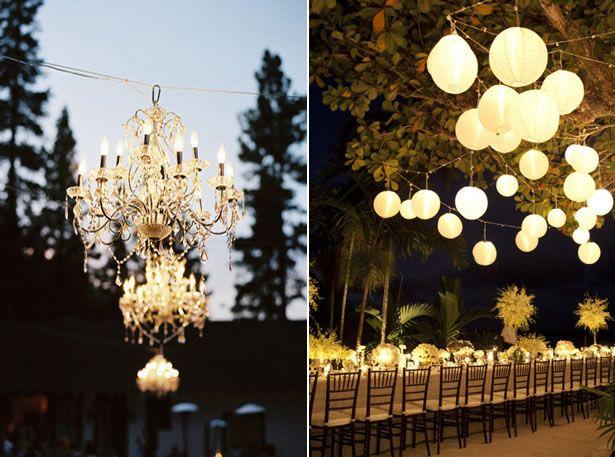 3 Ways To Glamp Your Wedding