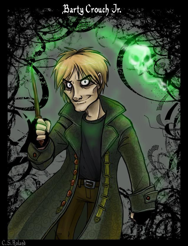 Hp Barty Crouch Junior By Bilious On Deviantart Barty Crouch Jr Crouch Harry Potter