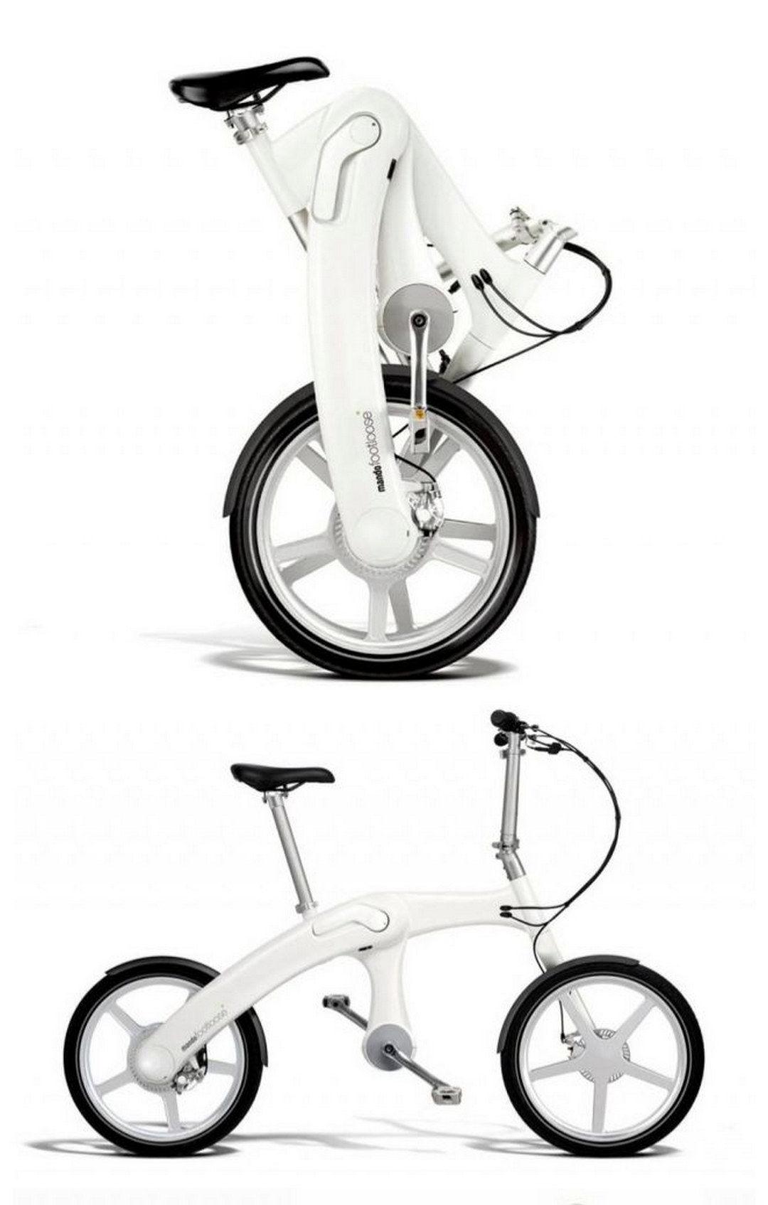 91 Incredible Futuristic Bicycle Designs