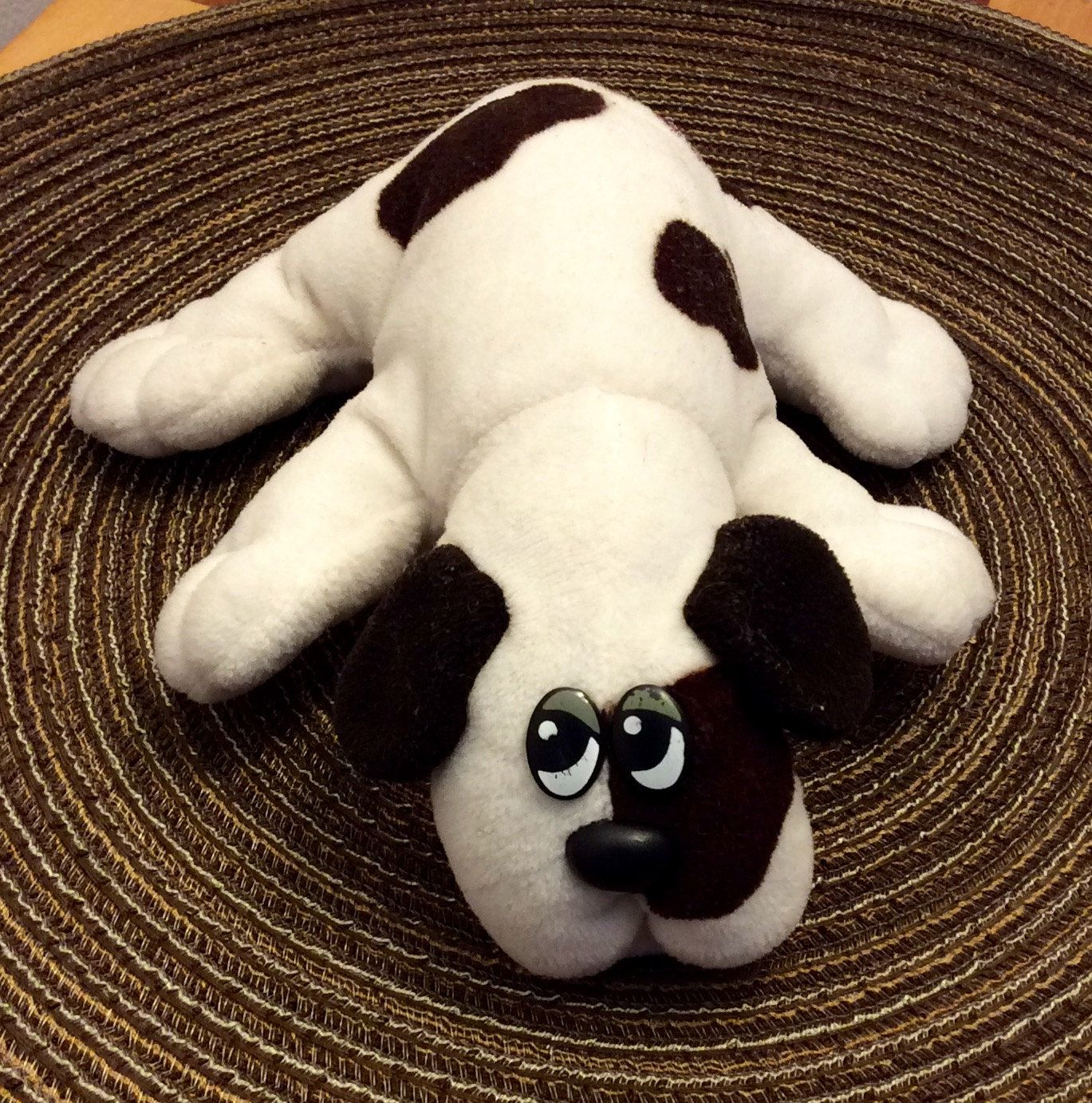 1980 s Mini Pound Puppy by Tonka Pound Puppies 1980 s Pound