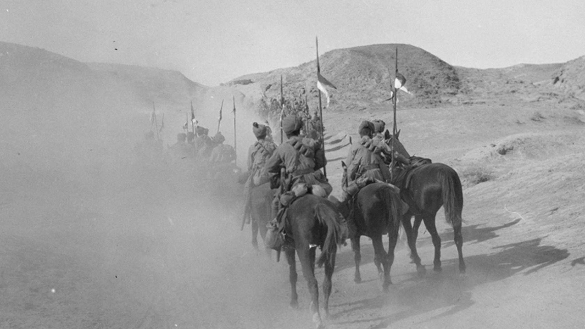 Забытые мусульманские герои, воевавшие в окопах Первой Мировой за Европу (Часть 1) + ВИДЕО