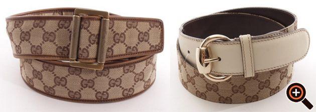 4dc121f8ee9cc Gucci Gürtel für Damen aus Leder als hochwertiges Designer Fashion  Accessoire