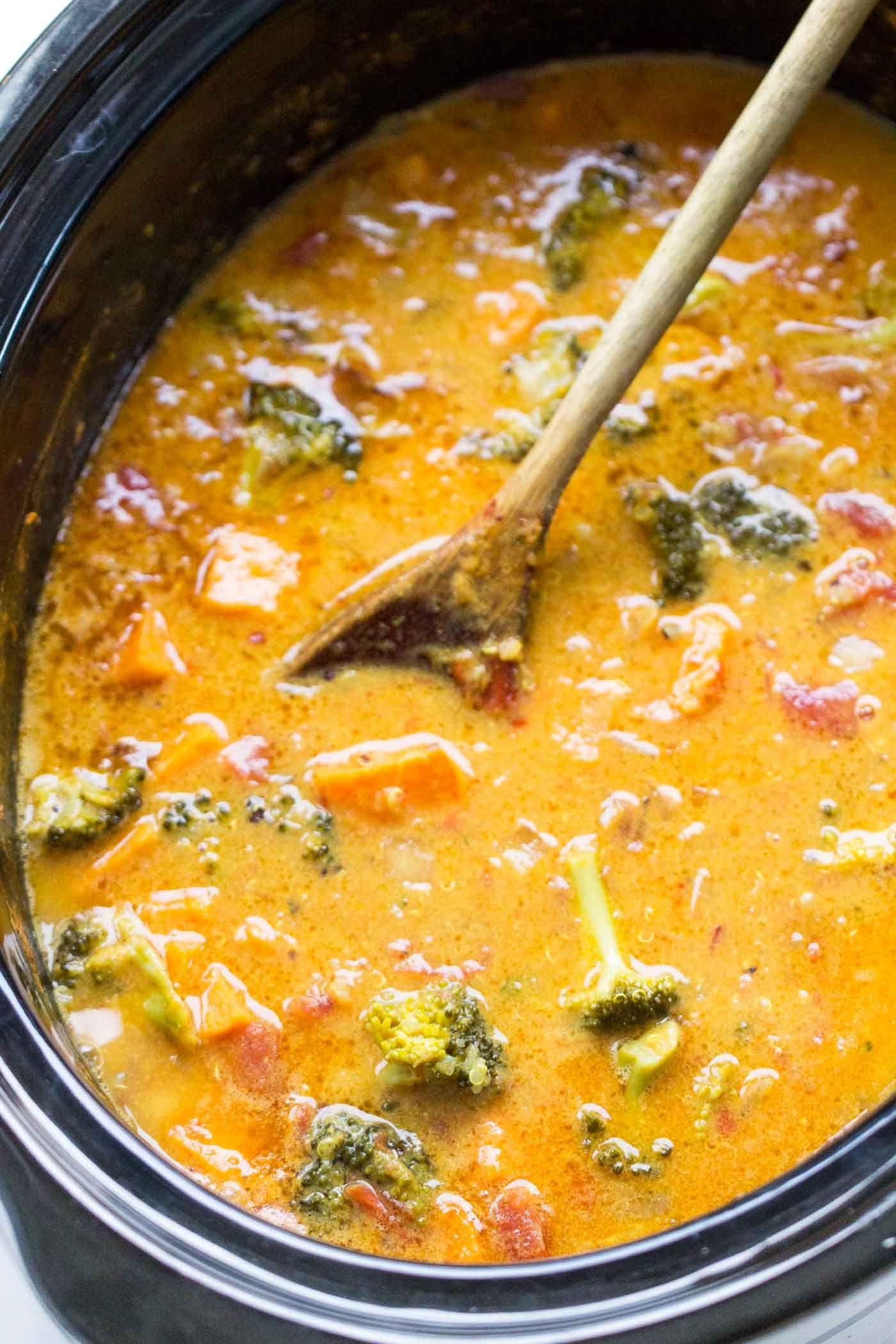 Vegan quinoa crock pot recipes