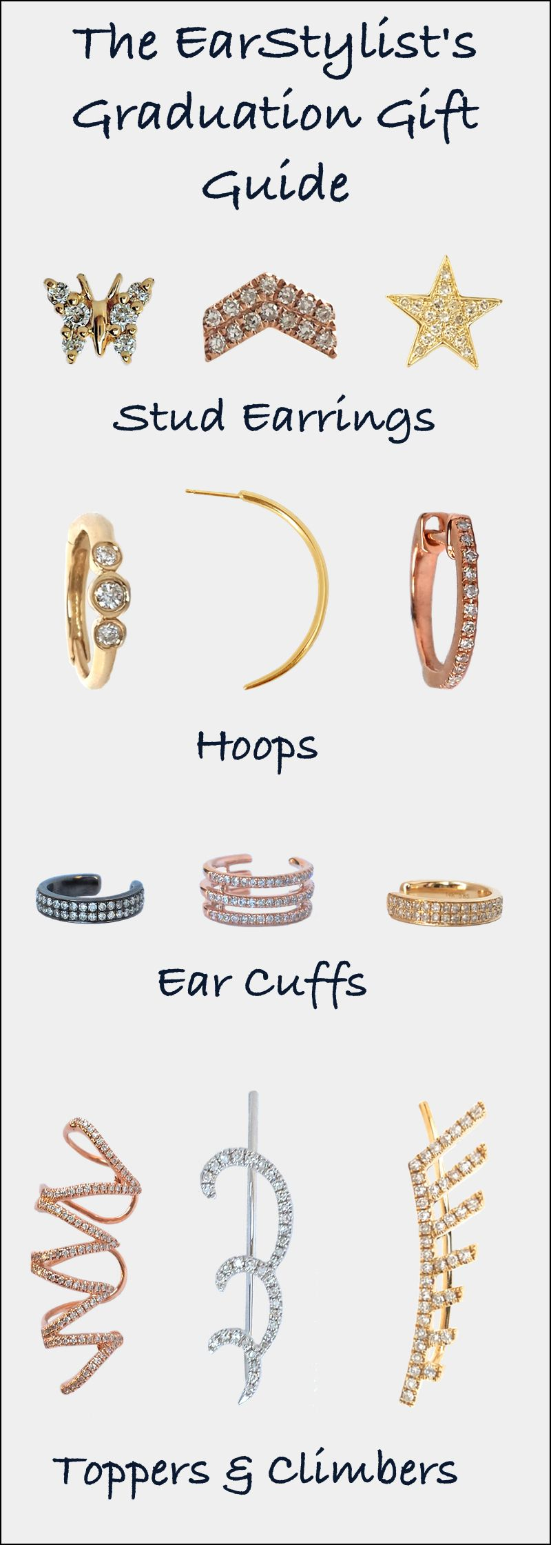 New piercing ideas  Whether you need a gift for a new graduate or want to