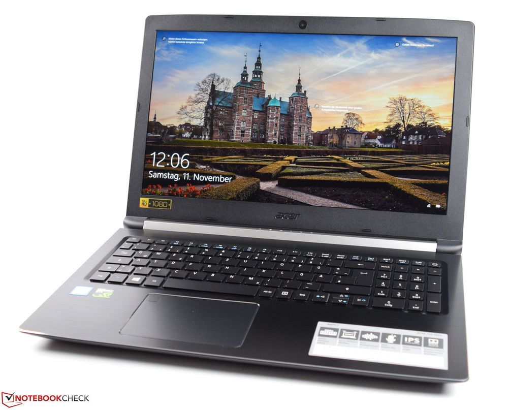Acer Aspire 7 A715 72g 79r9 15 I7 8750h 1tb Ssd 2tb Sshd 8gb Ddr4 Gtx 1050ti Acer Acer Aspire Laptops For Sale Computers For Sale