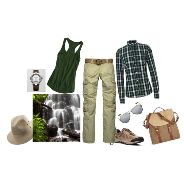 """""""Rather Be Hiking~"""" by sassysaralus on Polyvore"""