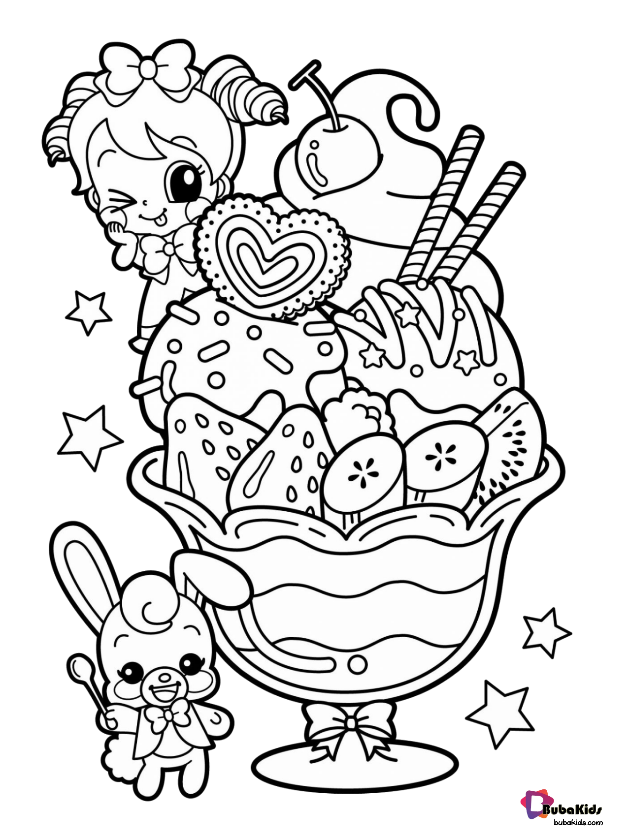 Food Coloring Page For Kids Collection Of Cartoon Coloring Pages For Teenage Printable Emoji Coloring Pages Food Coloring Pages Kids Printable Coloring Pages