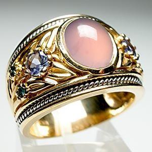 Grand Victorian Era Engagement Rings 1861 1885
