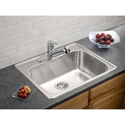 homestyle by blanco homestyle 1 0 topmount stainless steel sink